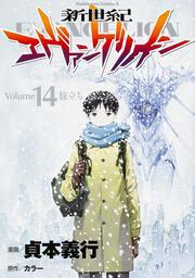 新世紀エヴァンゲリオン (14): コミック&アニメ: 貞本義行