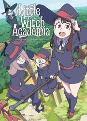 Little Witch Academia Chronicle: コミック&アニメ: