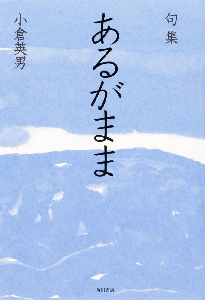 句集 あるがまま 角川俳句叢書 日本の俳人100