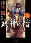 表紙:武神の階(上) 新装版