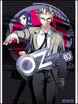 表紙:OZ‐オズ‐3