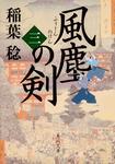 表紙:風塵の剣 (三)