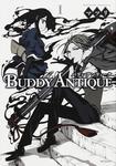 表紙:BUDDY ANTIQUE‐バディ・アンティーク‐ 1