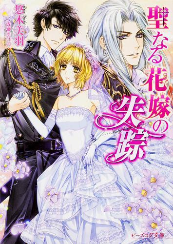 書影:聖なる花嫁の失踪