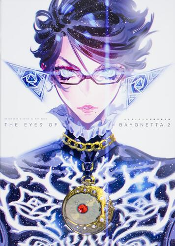 BAYONETTA 2 OFFICIAL ART BOOKTHE EYES OF BAYONETTA 2ベヨネッタ2 公式設定資料集