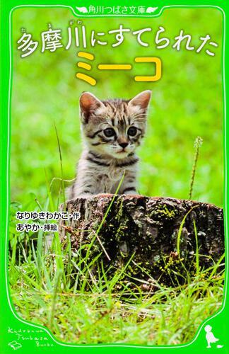 表紙:多摩川にすてられたミーコ