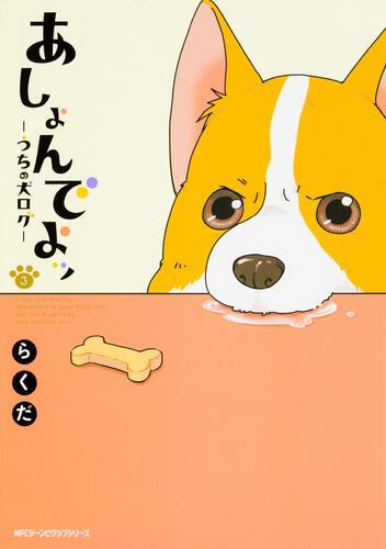 書影:あしょんでよッ ~うちの犬ログ~ 3