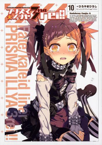 表紙:Fate/kaleid liner プリズマ☆イリヤ ドライ!! (10)