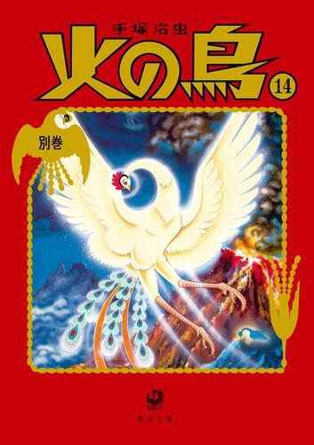 書影:火の鳥14 別巻