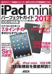 iPad miniパーフェクトガイド 2013