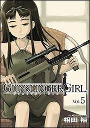 GUNSLINGER GIRL(5)