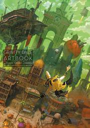 GRAVITY DAZE シリーズ公式アートブック/ドゥヤ レヤヴィ サーエジュ(喜んだり、悩んだり)